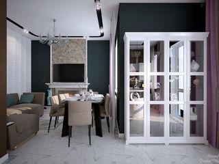 Студия интерьерного дизайна happy.design Modern living room
