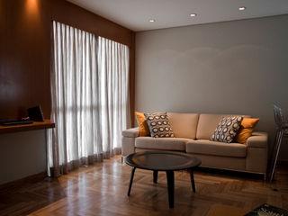 Spazhio Croce Interiores Вітальня