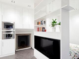 23bassi studio di architettura Living room