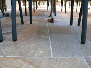 STILE SAS Mediterranean walls & floors Stone