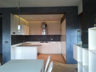 sposarchi Minimalist kitchen