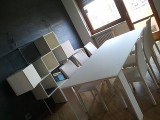 sposarchi Minimalist dining room
