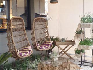 Ésse Arquitetura e Interiores Vườn phong cách nhiệt đới