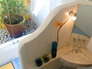 Taller Estilo Arquitectura Ванная комната в эклектичном стиле