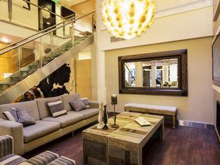 HOTEL MICROCENTRO PORTEÑO Estudio Arqt Hoteles de estilo moderno