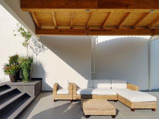 Excelencia en Diseño Modern Terrace