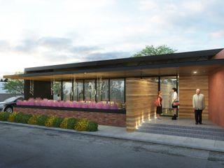 Taller Habitat Arquitectos Gastronomía de estilo moderno