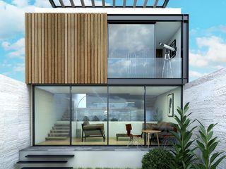Taller Habitat Arquitectos Casas de estilo moderno