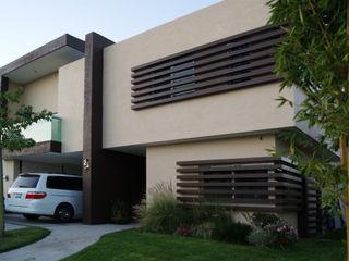Taller Habitat Arquitectos Casas de estilo minimalista