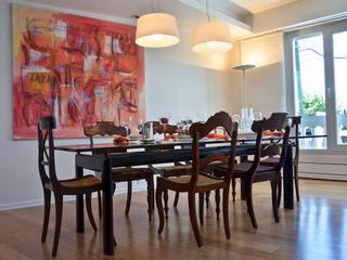 GUTMAN+LEHRER ARQUITECTAS 餐廳