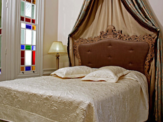 Suite LOLA 38 Hotel Yatak OdasıYataklar & Yatak Başları