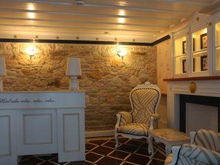 Reception LOLA 38 Hotel İç Dekorasyon