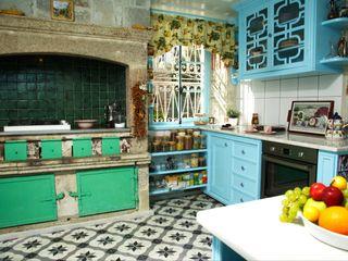 Kitchen LOLA 38 Hotel Akdeniz Mutfak