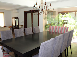 BAIRES GREEN MUEBLES Dining roomChairs & benches