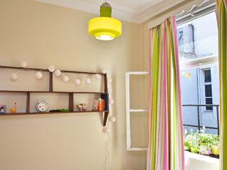 GUTMAN+LEHRER ARQUITECTAS Chambre moderne