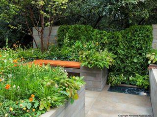 RHS CHELSEA 2012 - ARTISAN GARDEN - SILVER MEDAL WINNER Ruth Willmott Mediterranean style garden