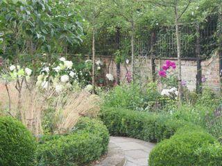 Chiswick Mall garden Ruth Willmott Classic style garden
