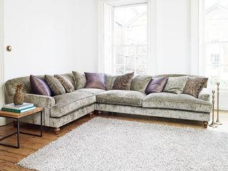 Galloway Corner Sofa Darlings of Chelsea SoggiornoDivani & Poltrone