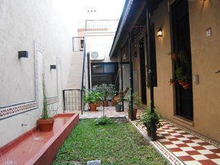 Parrado Arquitectura 庭院