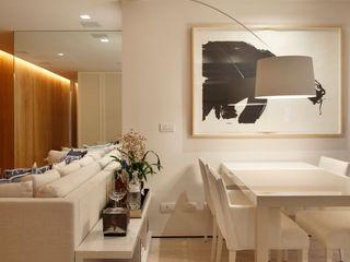 Yamagata Arquitetura Sala da pranzoIlluminazione
