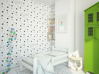 Humpty Dumpty Room Decoration Modern Kid's Room