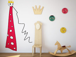 Humpty Dumpty Room Decoration Nursery/kid's roomAccessories & decoration Multicolored