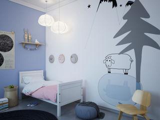 Humpty Dumpty Room Decoration Walls & flooringWallpaper Multicolored