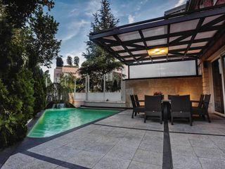 Slabon Forja Creativa Moderner Garten