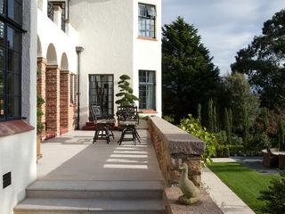 Private Residence - Jersey Artisans of Devizes Balkon, Beranda & Teras Klasik