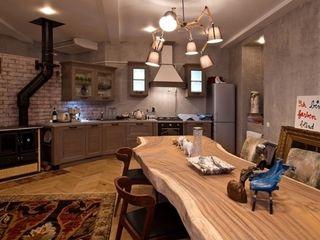 Дизайн-студия интерьера 'ART-B.O.s' مطبخ