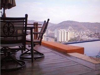 Quinta Miramar ACAPULCO Gro. ARQUELIGE Balcones y terrazas tropicales