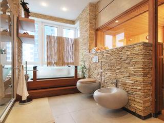 Sky Gallery Asian style bathrooms