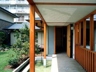 有限会社加々美明建築設計室 房子 木頭 White