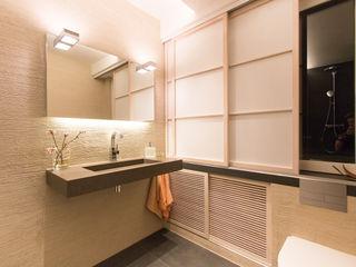 Ulrich holz -Baddesign Asian style bathroom Bamboo Beige