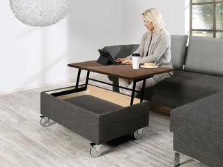 Allnatura 客廳邊桌與托盤