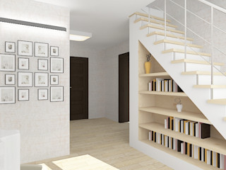 Design Rules Eklektik Koridor, Hol & Merdivenler