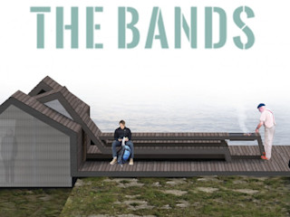 The Bands, Norway Scarcity and Creativity Studio Scandinavian style houses