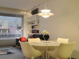 MADG Architect Modern dining room
