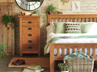 Oakland Bedroom Collection The Cotswold Company Country style bedroom Wood