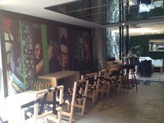 HO arquitectura de interiores Bares y Clubs