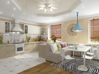 Design Rules Mediterranean style living room