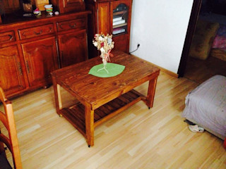 Palcreassion Living roomSide tables & trays Wood Wood effect