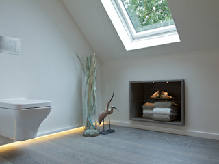 Bad Concept,Stylisch Ulrich holz -Baddesign Moderne Badezimmer Bambus Grau