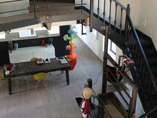 The loft Frédéric TABARY ВітальняАксесуари та прикраси Білий
