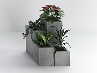 Bettoni Taman Modern Grey