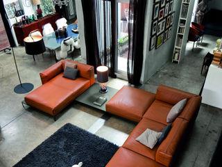 Industrial design - Doimo sofas -Metropolis IMAGO DESIGN SoggiornoDivani & Poltrone