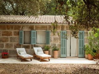 margarotger interiorisme Hotel in stile mediterraneo