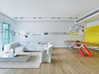 Millimeter Interior Design Limited Oturma Odası