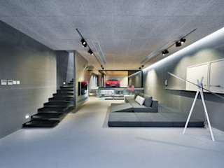 Millimeter Interior Design Limited Вітальня