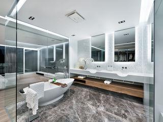 Millimeter Interior Design Limited Modern Banyo